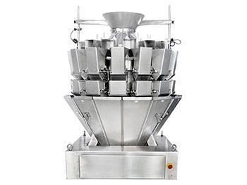 JW-AR Screw Feeder Weigher for Sticky or Wet Products (14 heads; 10-1500g; 2.5L)