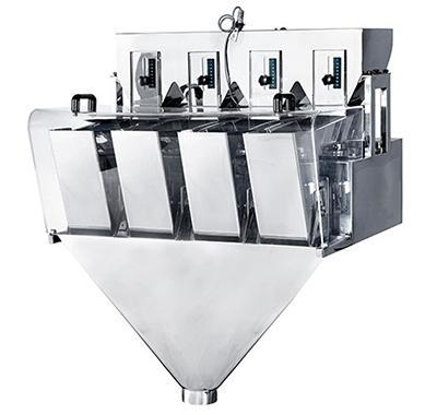JW-AX4 linear weigher with 4 heads