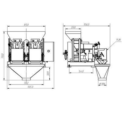 Modular Linear Weigher